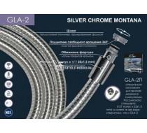 Шланг д/душа  GLA - 2П  1,6м (22* -1/2)