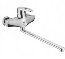 Смеситель для ванны OUTE с длинным изливом.(35) T1663