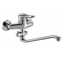 Смеситель для ванны OUTE с длинным изливом.(35) T3523