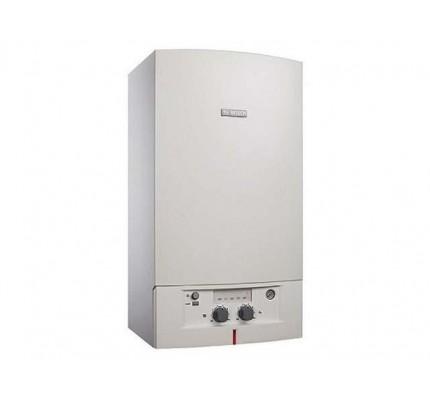 Котел настенный газовый Bosch GAZ 4000 W ZWA 24 - 2K. 24 кВт, 2-контурный битермический, с открытой камерой сгорания