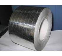 ЛЕНТА алюминиевая клейкая 50мм - 50м (-40* до +130*с)