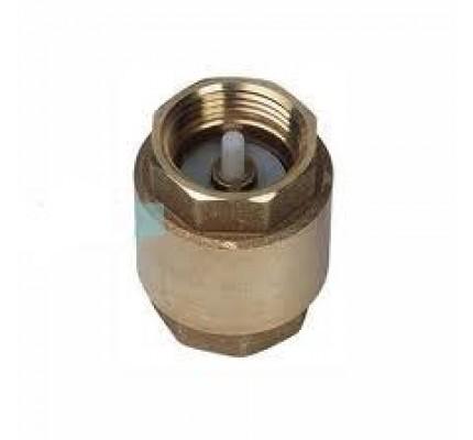 Обратный клапан с пластмасовым седлом
