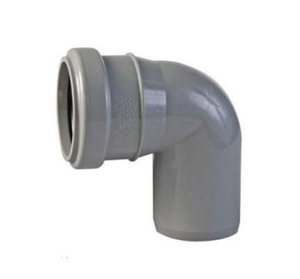 Отвод канализационный 87,5°
