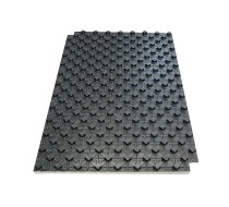 Плита для теплого пола с фиксаторами, толщина 20мм (1шт-0,88кв м)